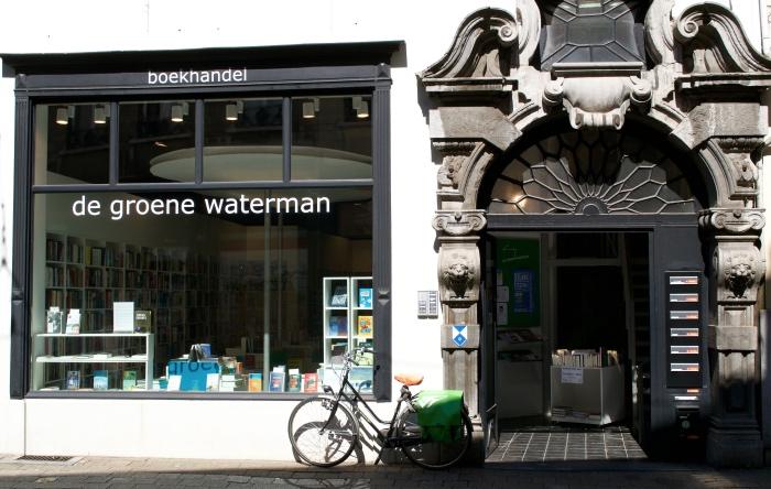 de groene waterman ©Vol van zinnen