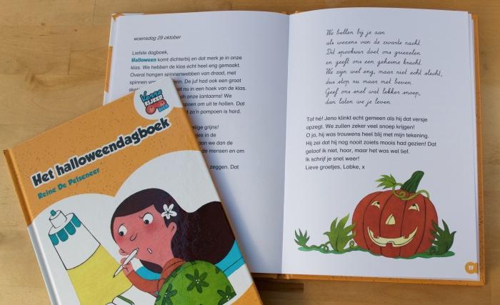 het Halloweendagboek