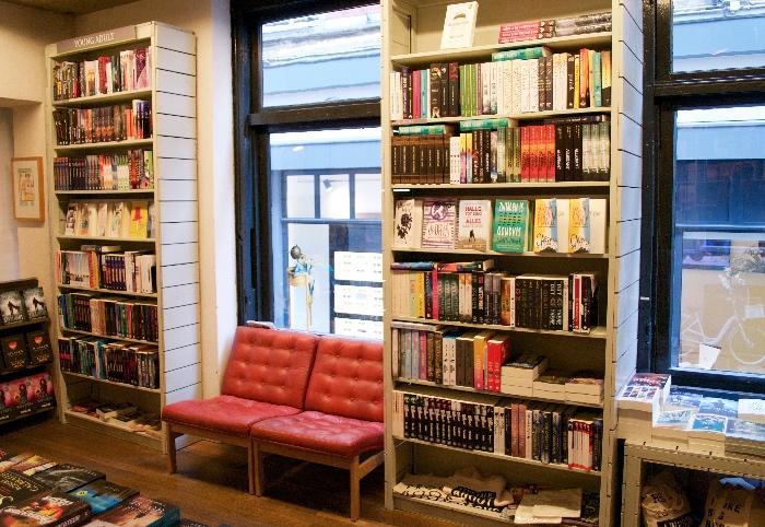 boekhandel Heinen